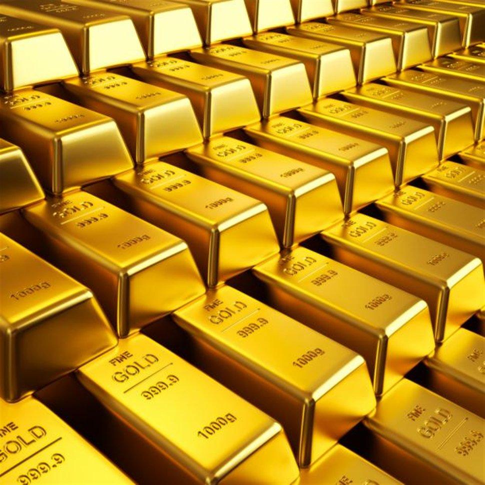 Χρυσός: Κλείσιμο εβδομάδας στα  1.296,50 δολάρια