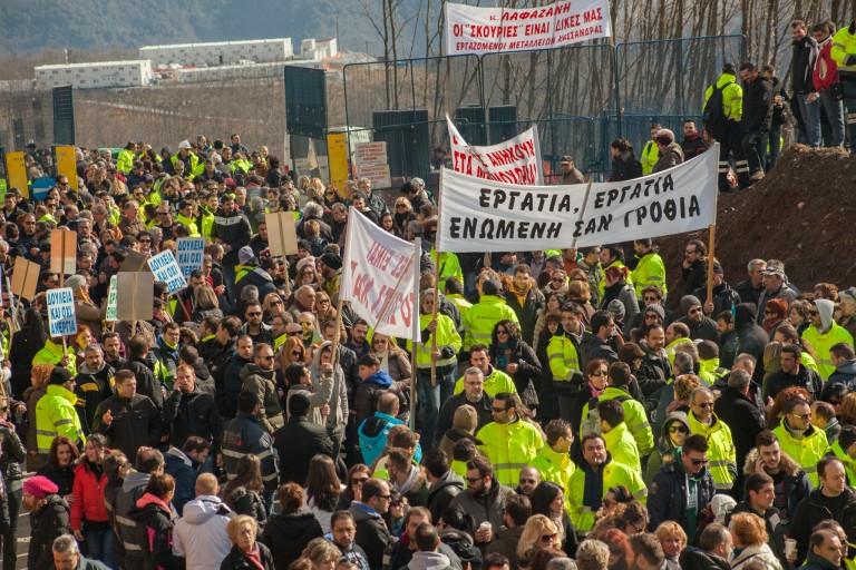Το δυναμικό Συλλαλητήριο