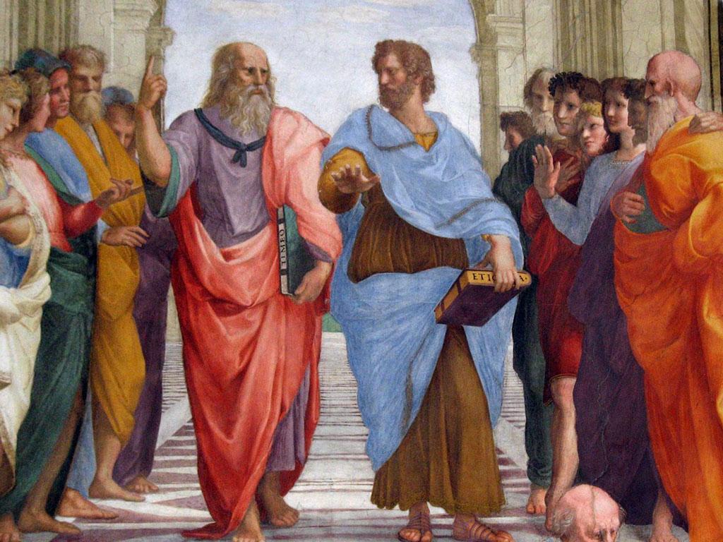 Πλατων-και-Αριστοτελης