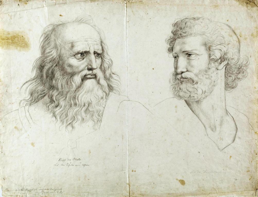 πλάτωνας-και-αριστοτέλης-περί-λόγου