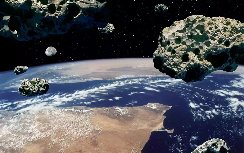 asteroids mining